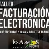 TALLER: APRENDE TODO SOBRE FACTURACIÓN ELECTRÓNICA