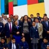 LA PRESIDENTA BACHELET HA PUESTO EN EL CORAZÓN DE SU GOBIERNO LA REFORMA EDUCACIONAL