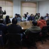 FAMILIARES E INSTITUCIONES SE COORDINAN PARA CONTINUAR LA BÚSQUEDA DE CONDUCTOR DESAPARECIDO