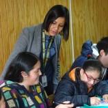 PERSONAS EN SITUACIÓN DE DISCAPACIDAD INICIAN TALLER DE MANIPULACIÓN DE ALIMENTOS
