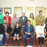 MUNICIPIO DE CAÑETE RECONOCIÓ A DESTACADAS DEPORTISTAS DE LA COMUNA