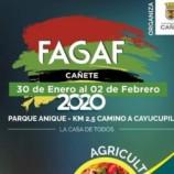 #PROGRAMA #FAGAF 2020 «NUESTRA CASA»